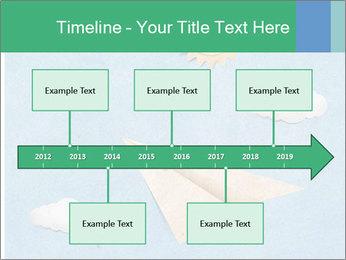 Paper Plane PowerPoint Template - Slide 28