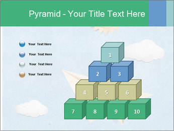 Paper Plane PowerPoint Template - Slide 31