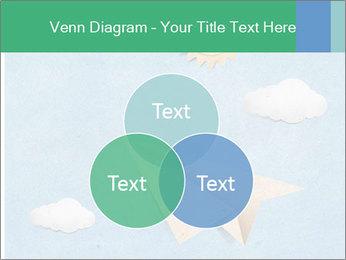 Paper Plane PowerPoint Template - Slide 33