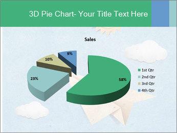 Paper Plane PowerPoint Template - Slide 35
