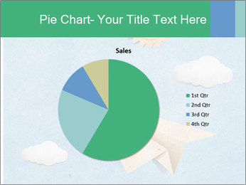 Paper Plane PowerPoint Template - Slide 36