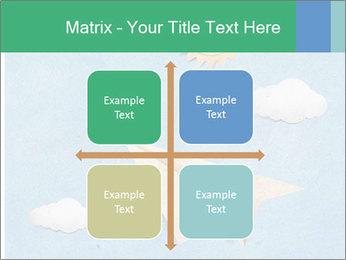 Paper Plane PowerPoint Template - Slide 37
