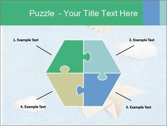 Paper Plane PowerPoint Template - Slide 40