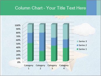 Paper Plane PowerPoint Template - Slide 50