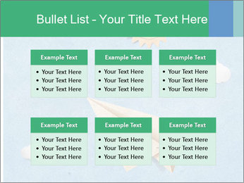 Paper Plane PowerPoint Template - Slide 56