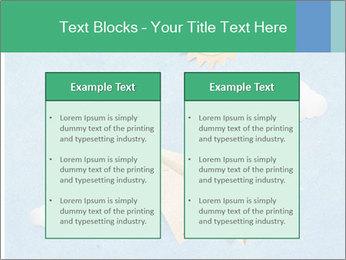Paper Plane PowerPoint Template - Slide 57