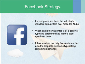 Paper Plane PowerPoint Template - Slide 6