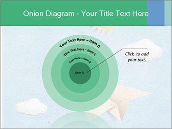 Paper Plane PowerPoint Template - Slide 61
