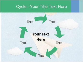 Paper Plane PowerPoint Template - Slide 62