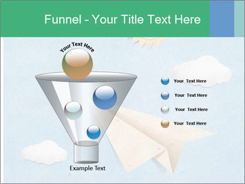 Paper Plane PowerPoint Template - Slide 63