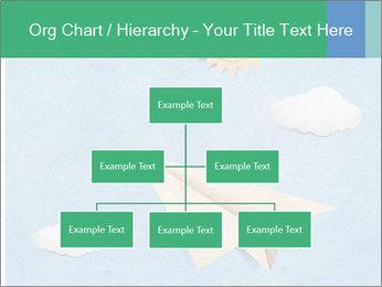 Paper Plane PowerPoint Template - Slide 66