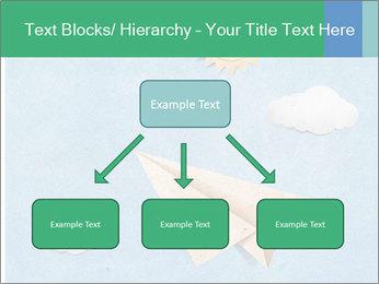 Paper Plane PowerPoint Template - Slide 69