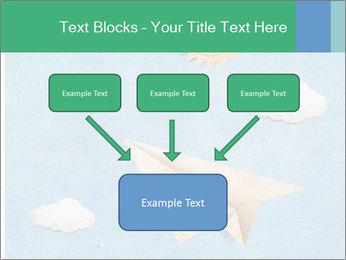 Paper Plane PowerPoint Template - Slide 70