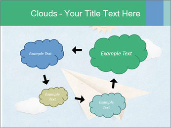 Paper Plane PowerPoint Template - Slide 72