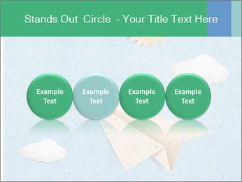 Paper Plane PowerPoint Template - Slide 76