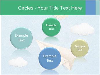Paper Plane PowerPoint Template - Slide 77