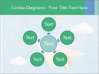 Paper Plane PowerPoint Template - Slide 78