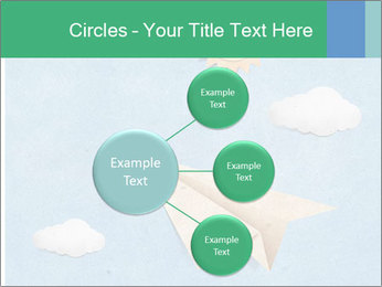 Paper Plane PowerPoint Template - Slide 79