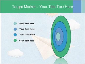 Paper Plane PowerPoint Template - Slide 84