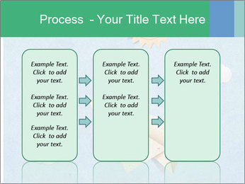 Paper Plane PowerPoint Template - Slide 86
