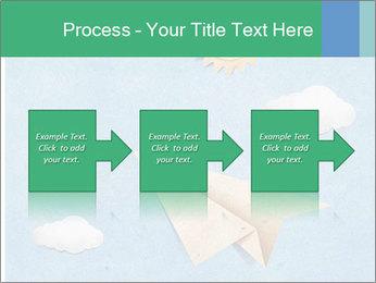 Paper Plane PowerPoint Template - Slide 88