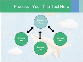 Paper Plane PowerPoint Template - Slide 91