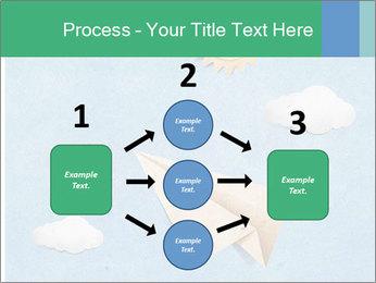 Paper Plane PowerPoint Template - Slide 92