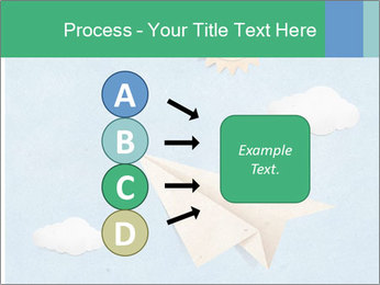 Paper Plane PowerPoint Template - Slide 94
