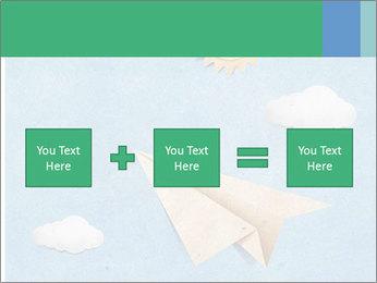 Paper Plane PowerPoint Template - Slide 95