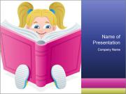 Cartoon For Kids PowerPoint Template