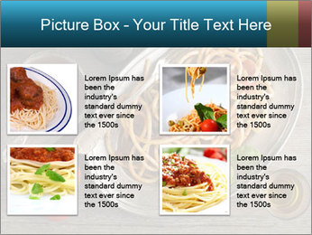 Spicy Pasta PowerPoint Template - Slide 14