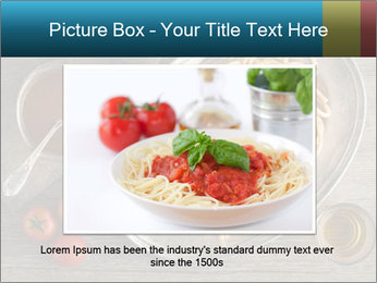Spicy Pasta PowerPoint Template - Slide 16