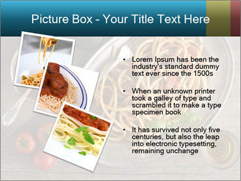 Spicy Pasta PowerPoint Template - Slide 17