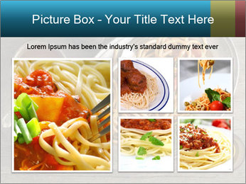 Spicy Pasta PowerPoint Template - Slide 19