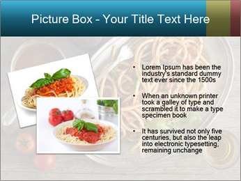 Spicy Pasta PowerPoint Template - Slide 20