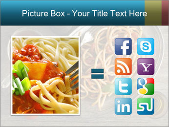 Spicy Pasta PowerPoint Template - Slide 21