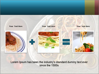 Spicy Pasta PowerPoint Template - Slide 22