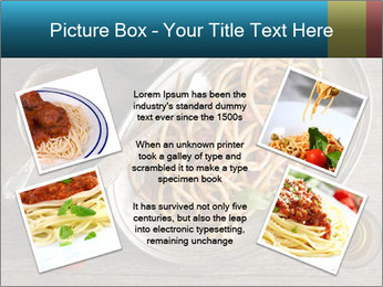 Spicy Pasta PowerPoint Template - Slide 24