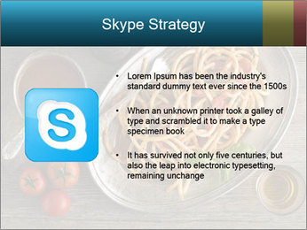 Spicy Pasta PowerPoint Template - Slide 8