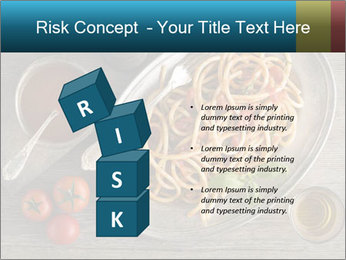 Spicy Pasta PowerPoint Template - Slide 81
