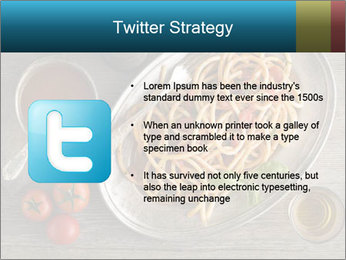 Spicy Pasta PowerPoint Template - Slide 9