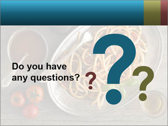 Spicy Pasta PowerPoint Template - Slide 96