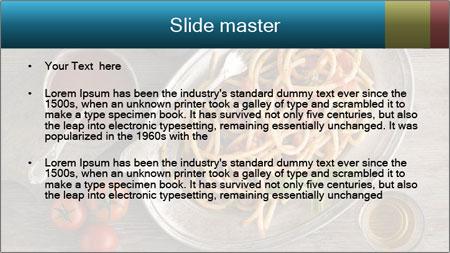 Spicy Pasta PowerPoint Template - Slide 2