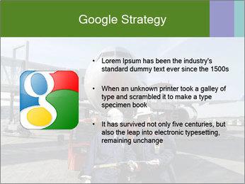 Airplane Industry PowerPoint Template - Slide 10