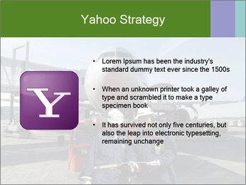 Airplane Industry PowerPoint Template - Slide 11