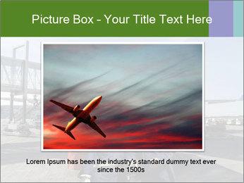 Airplane Industry PowerPoint Template - Slide 16