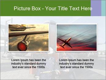 Airplane Industry PowerPoint Template - Slide 18