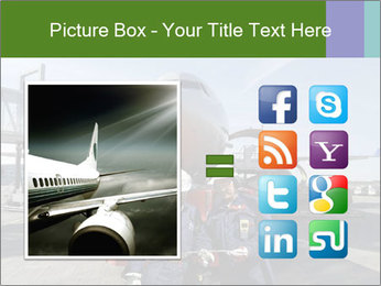 Airplane Industry PowerPoint Template - Slide 21