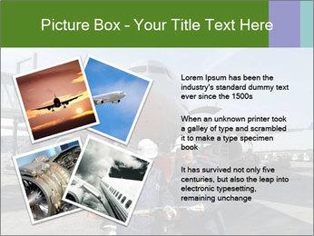 Airplane Industry PowerPoint Template - Slide 23