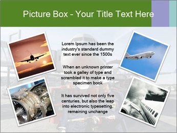 Airplane Industry PowerPoint Template - Slide 24
